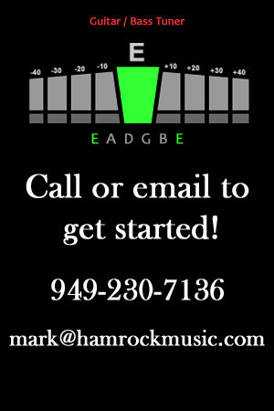 Hamrock Music Instruction